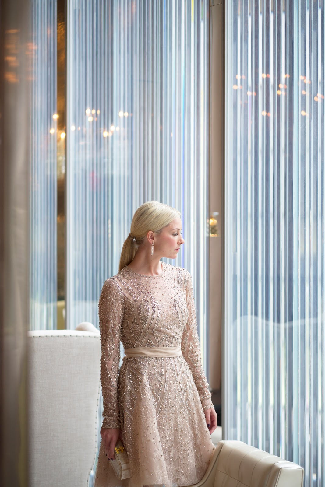 c7de781c Dresses: Elie Saab, Monique Lhuillier, Naeem Khan all exclusive to Bergdorf  Goodman (sold both online and in stores). I had the incredible opportunity  to ...
