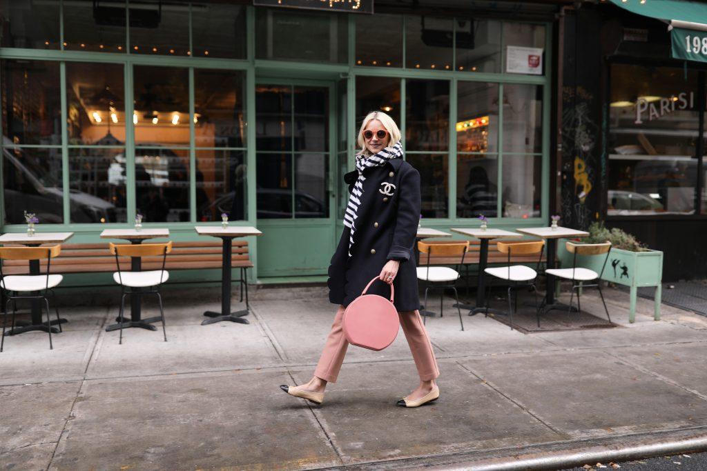 atlantic-pacific-scallop-coat-pink-pants-ann-taylor-blogger
