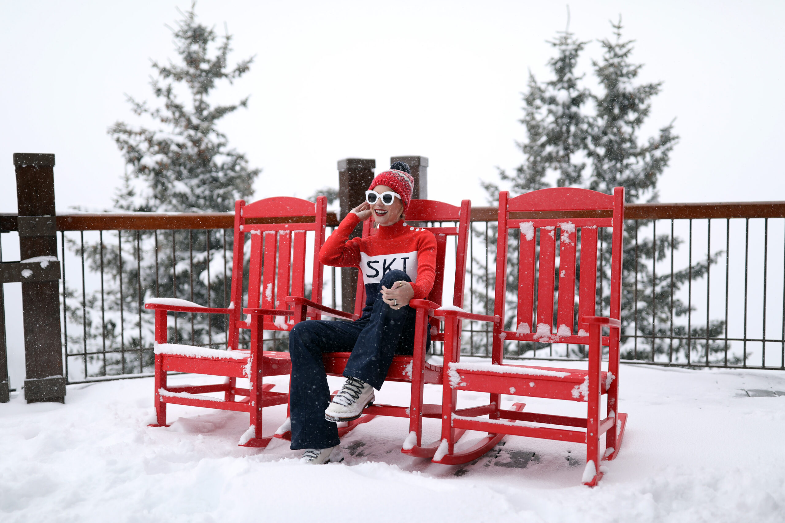 Atlantic Pacific Snow Outfit