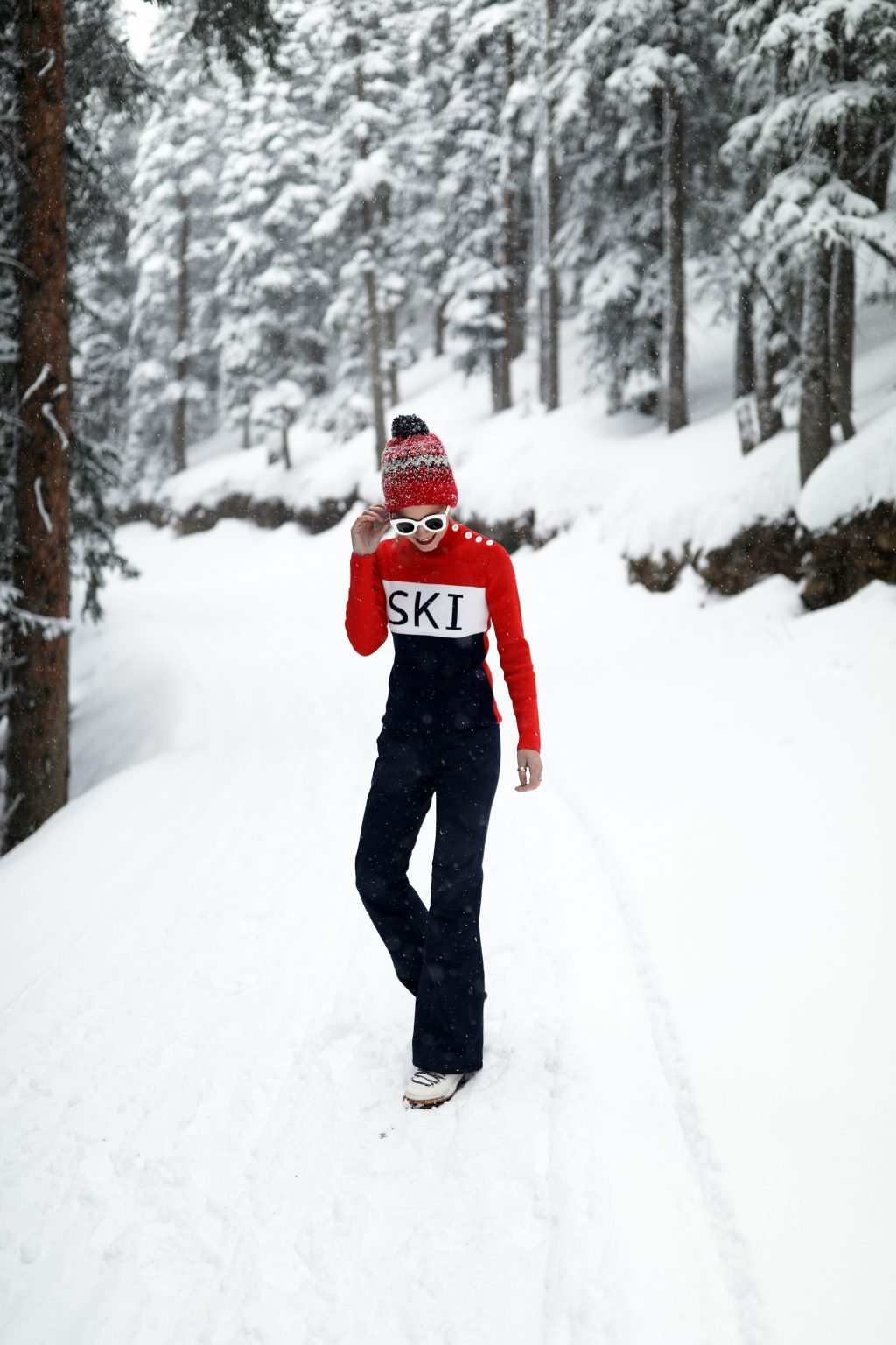 blair-eadie-atlantic-pacific-ski-moncler-trip-colorado-aspen-nyc-red-white-blue-outfit-holidays-polo-st-regis-moncler