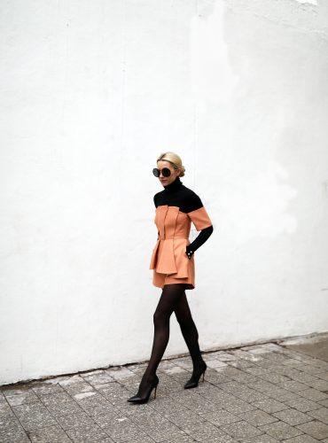blair-eadie-romper-street-style-off-the-shoulder-layering-winter
