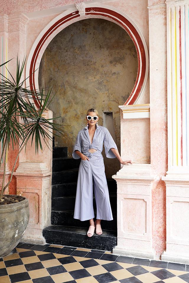 blair-eadie-atlantic-pacific-passion-cartagenga-rosie-assoulin-stripes-jumpsuit