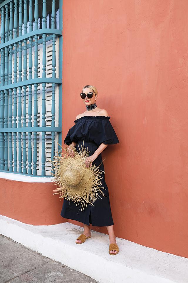 Color Cartagena Colombia Fashion Travel Blog