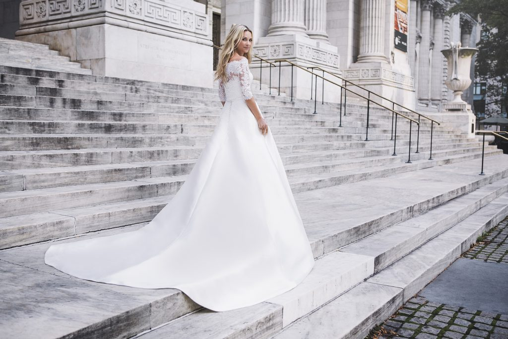 BLAIR EADIE WEDDING ENGAGEMENT DRESS