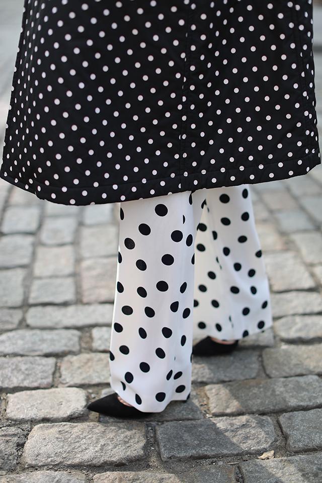 Polka Dot Party Comme Des Garcons Coat Amp Polka Dot