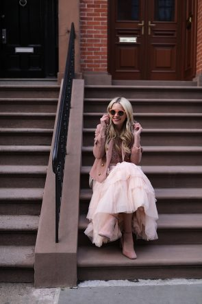 blogger-fashion-nyc-west-village-atlantic-pacific-jcrew-sequin-pink-peacoat
