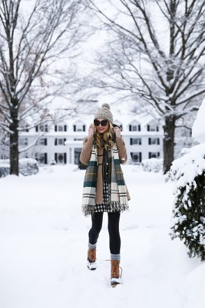 7911d571b56 WOODSTOCK, VERMONT // BARBOUR PLAID & DUCK BOOTS | Atlantic-Pacific