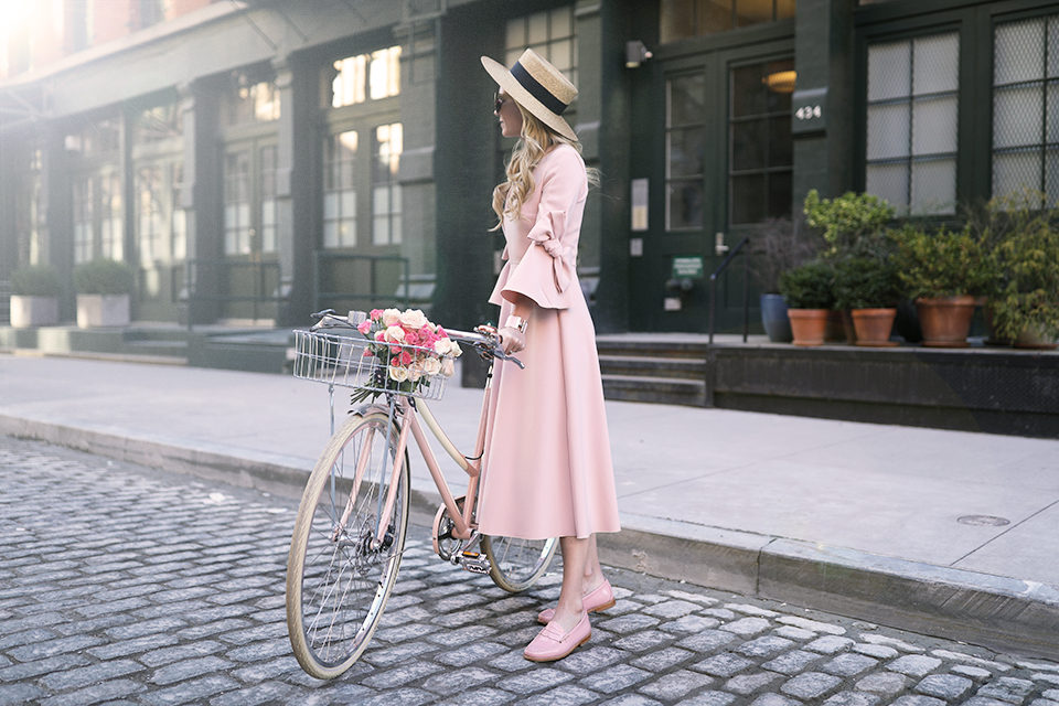 Atlantic-Pacific // Fashion blog, Roksanda Dress