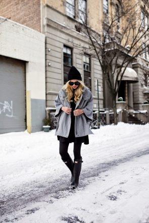 Atlantic Pacific // Blair Eadie Snow outfit