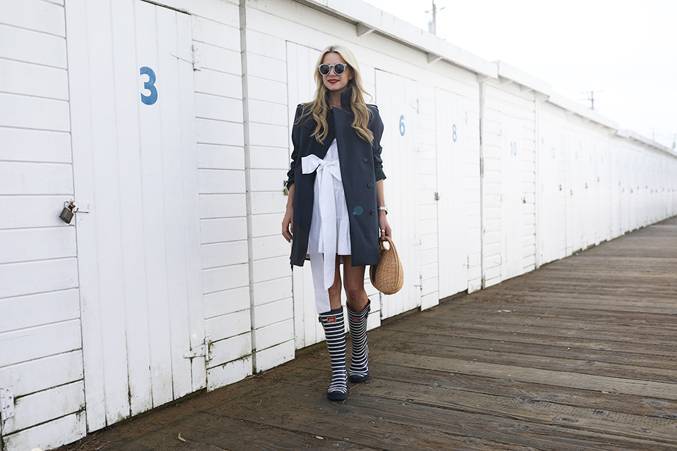 Atlantic Pacific // San Francisco Fashion Blog Aether Trench
