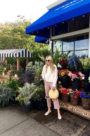 Blair Eadie // Atlantic Pacific NY Blogger Travel