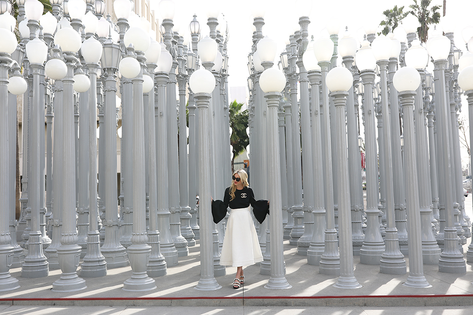Atlantic-Pacific // LACMA Roksanda