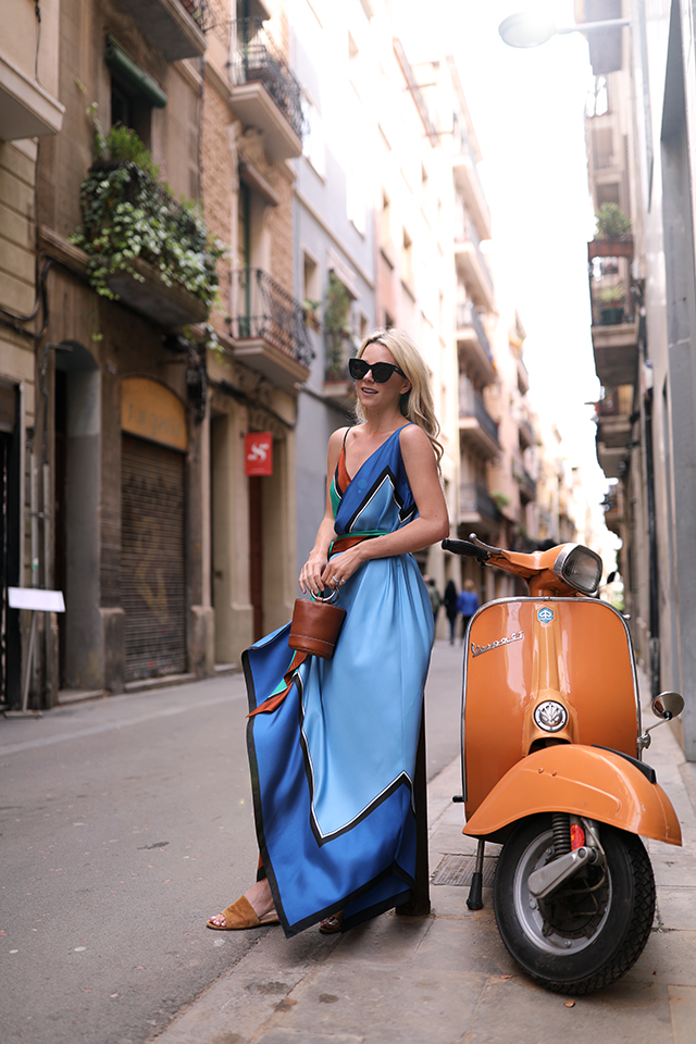 Colors Of Barcelona Spring Maxi Atlantic Pacific