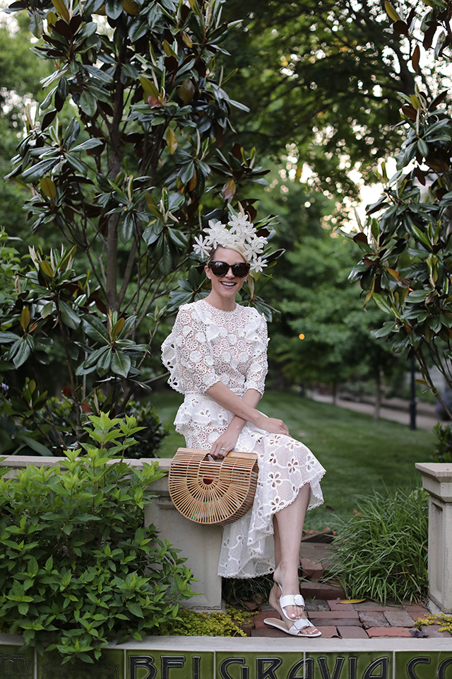 Atlantic-Pacific // Kentucky Derby Outfit