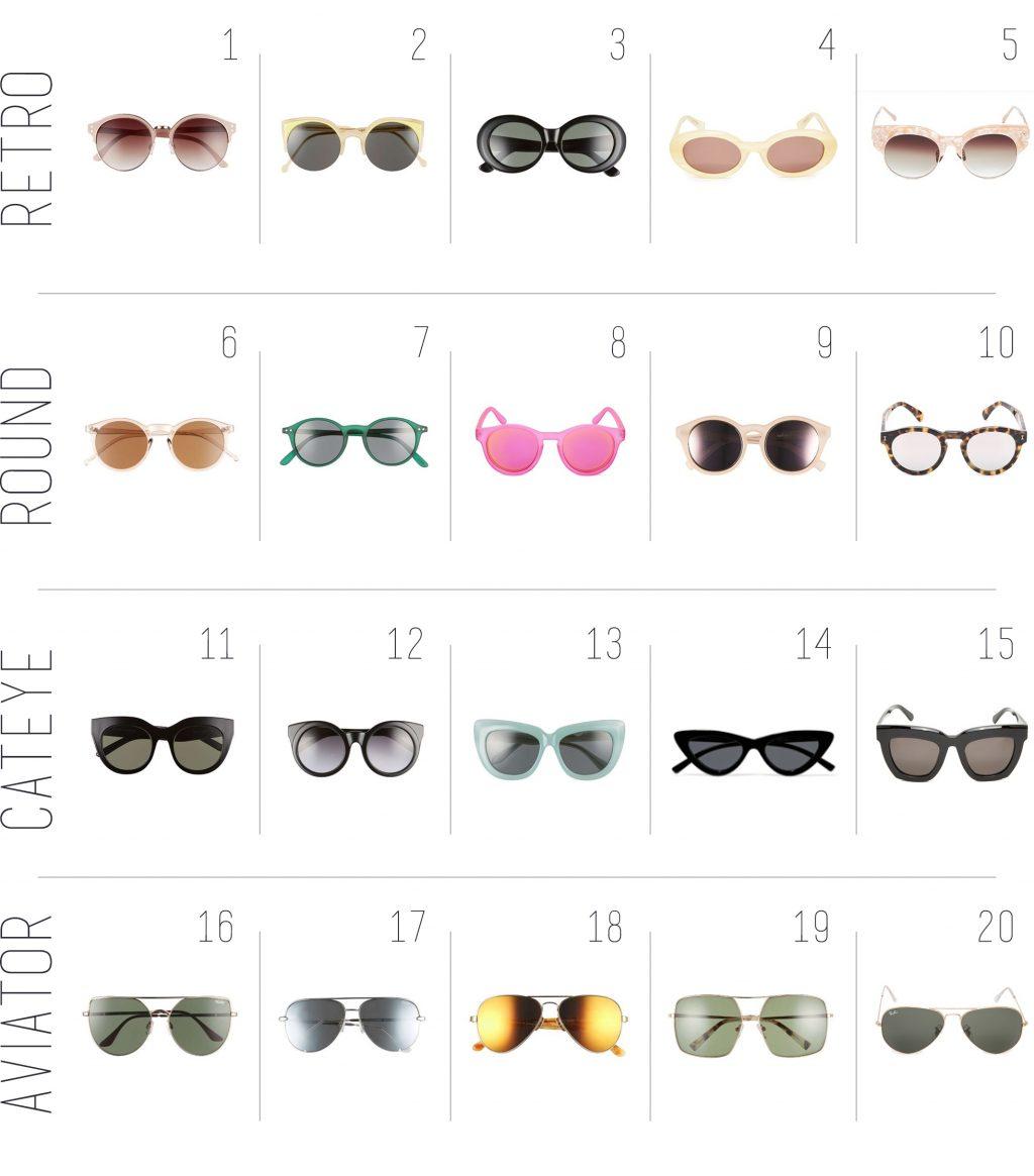 sunglasses summer accessories blair eadie