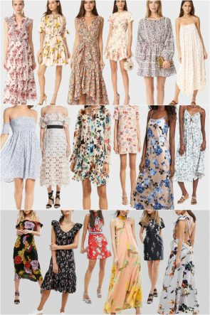 Atlantic Pacific // Floral Dresses