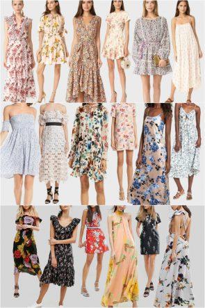 Atlantic Pacific // Floral Dresses