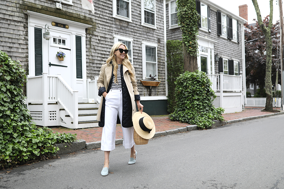 Atlantic-Pacific // Nantucket Travel Style