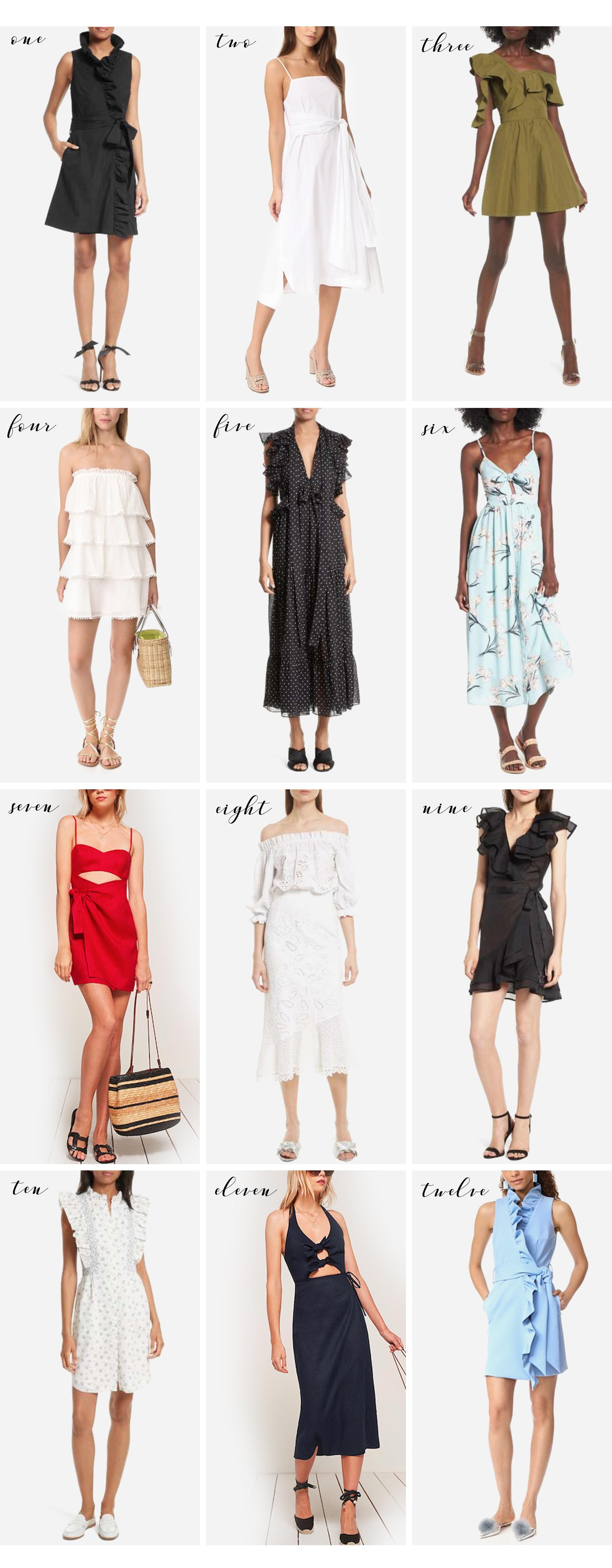 Atlantic-Pacific // Blair Eadie Dress Week
