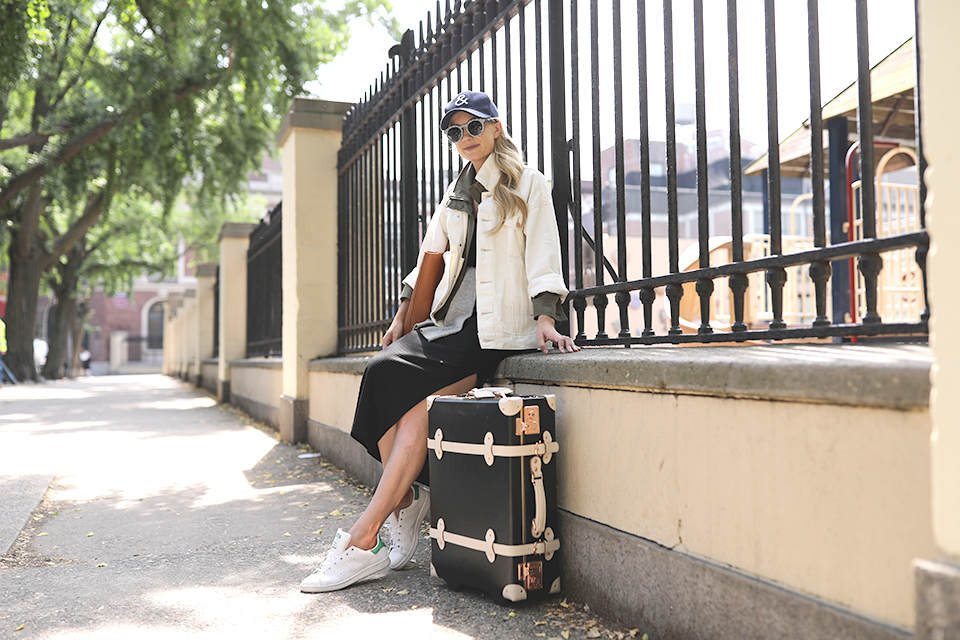 AIRPORT STYLE // TRAVEL