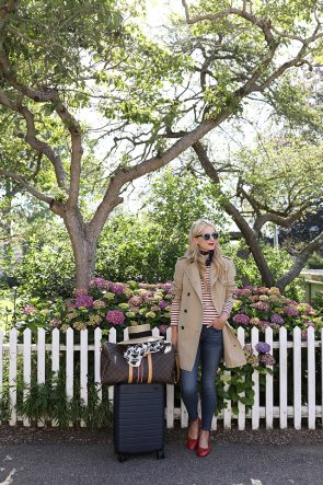 Atlantic Pacific // Travel Outfit