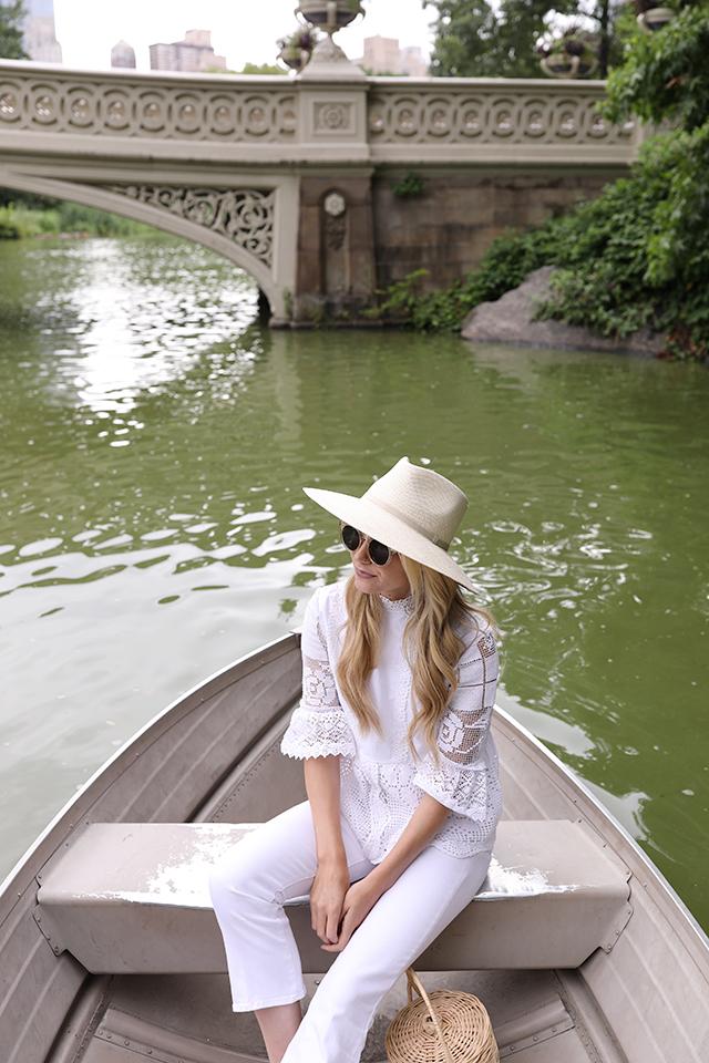 Atlantic Pacific Blog // Central Park, Loeb Boathouse