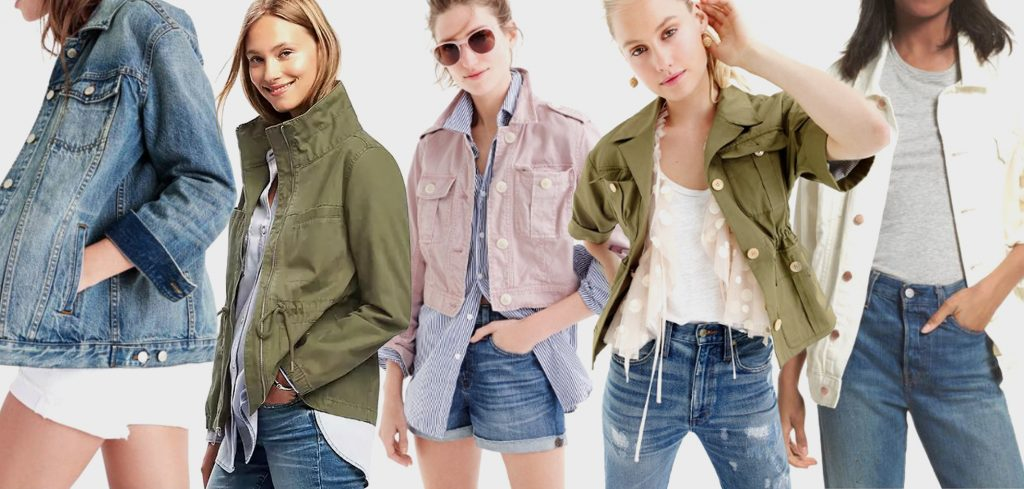 summer travel style jackets atlantic pacific