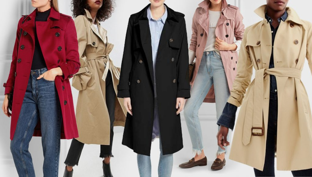summer travel style trench atlantic pacific