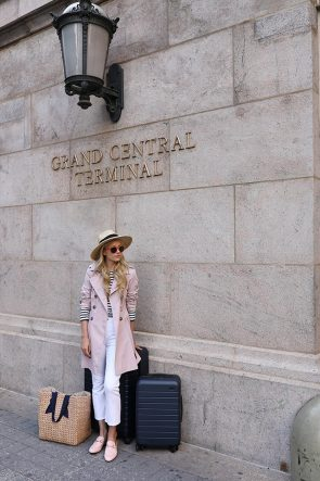 Atlantic-Pacific // Travel Style, Airport Outfit