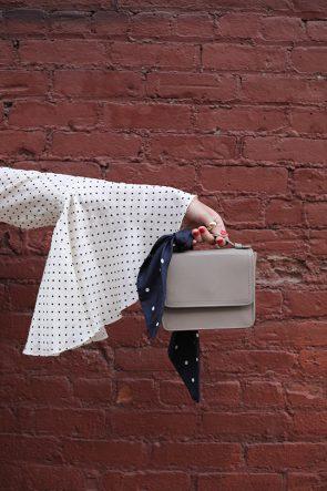 Atlantic Pacific // FEED bags The Blair Bag Collaboration with Blair Eadie
