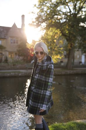 Atlantic Pacific // COTSWOLDS FALL PLAID