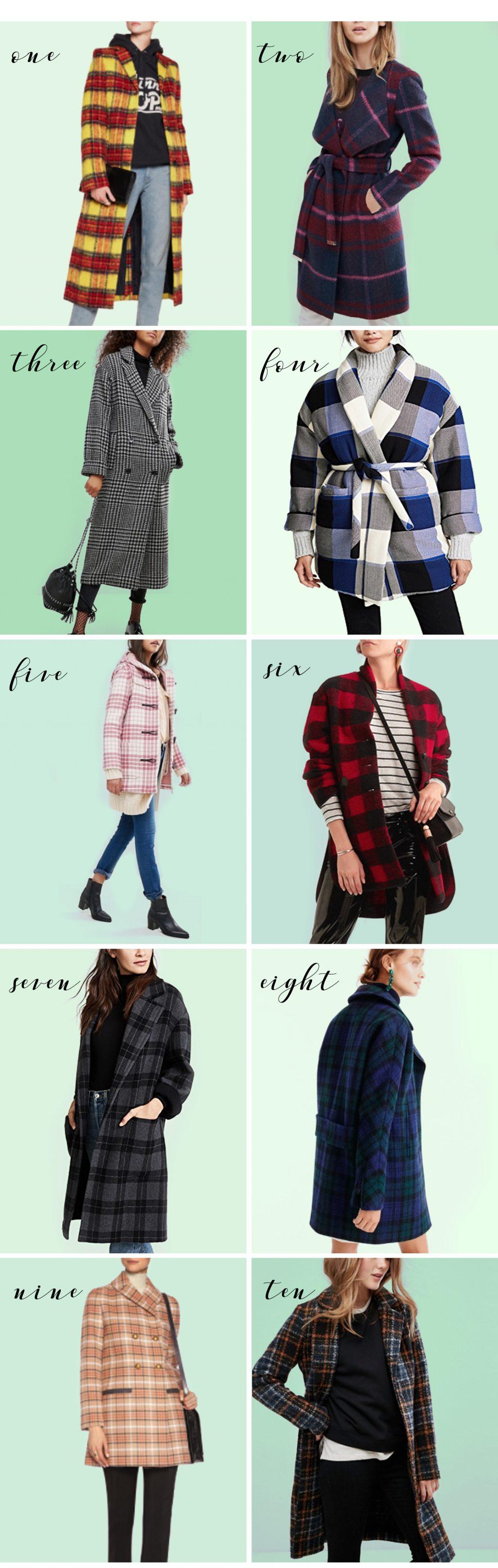 plaid coats blair eadie