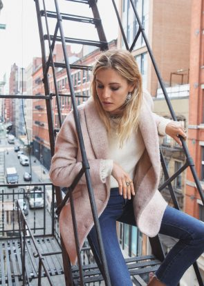 Sezane // FALL COATS