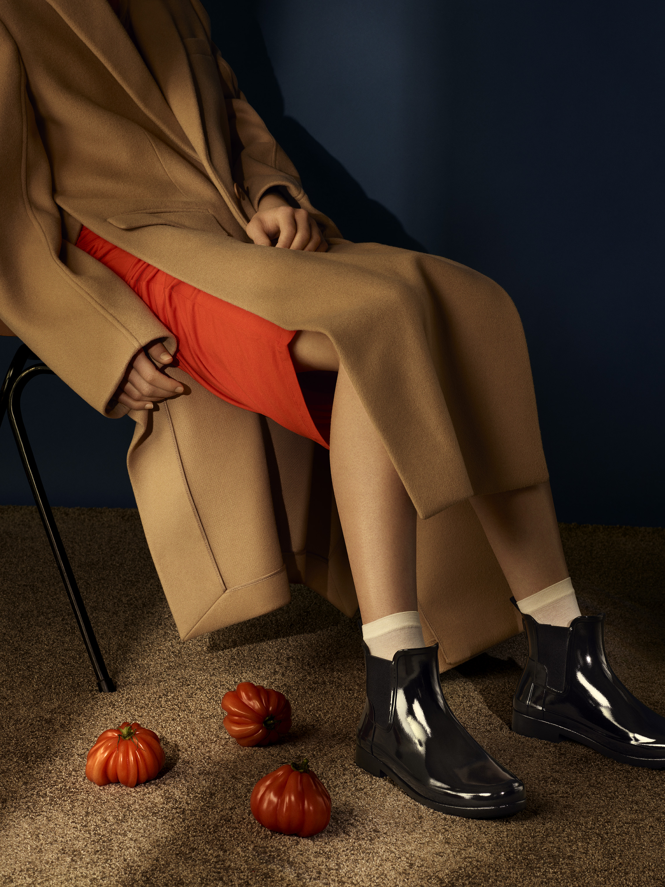 HUNTER BOOTS // THE REFINED COLLECTION
