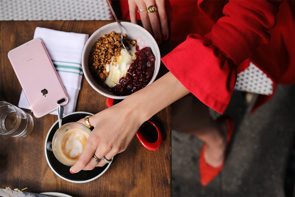 INSTAGRAM WORTHY CAFES IN NYC