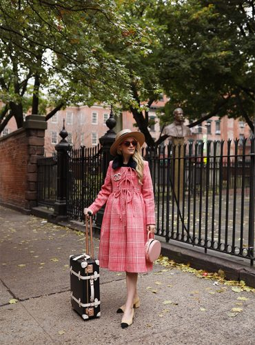 Atlantic Pacific Blog // Shrimps Coat