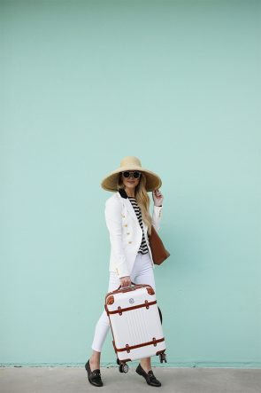 Atlantic Pacific Blair Eadie Travel Outfit Ideas