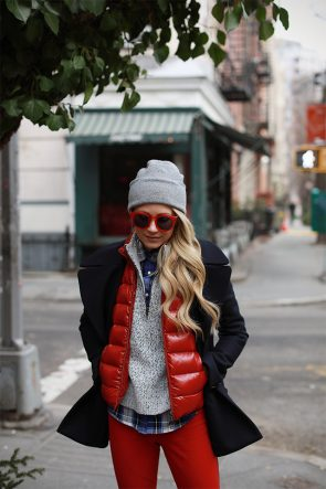 Atlantic Pacific OOTD Winter Casual