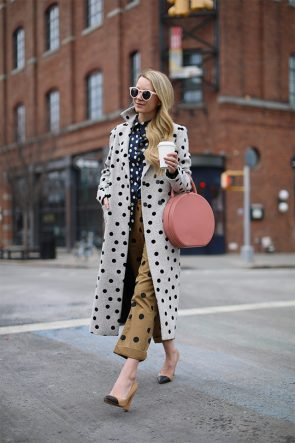 Atlantic Pacific Polka Dot head to toe