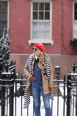 ATLANTIC PACIFIC BLAIR EADIE NYC SNOW OUTFIT WINTER