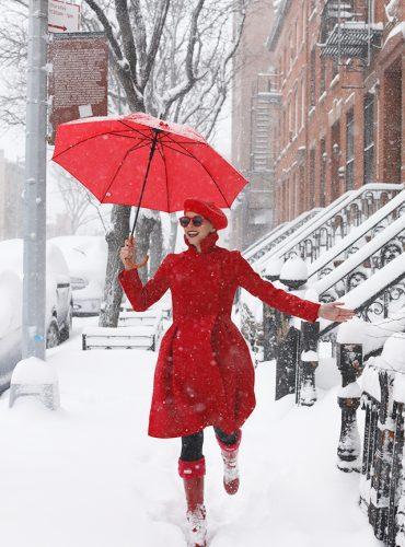 Atlantic-Pacific // Blair Eadie Snow Post Red