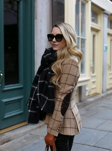 Atlantic-Pacific Blog Blair Eadie Check outfit