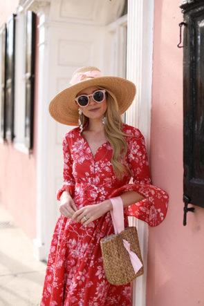 Atlantic-Pacific // Floral Dress