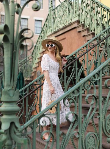 Atlantic-Pacific Little White Dress