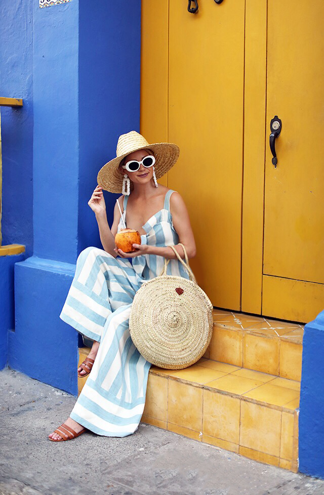 Atlantic-Pacific Cartagena Jumpsuit