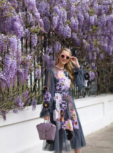 Atlantic Pacific Lilac ASOS Dress