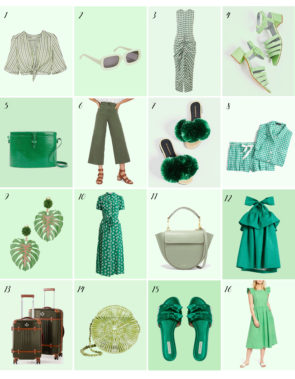 atlantic pacific spring palette green