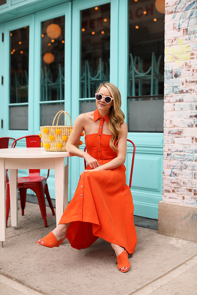 Blair Eadie Atlantic-Pacific Amazon Fashion The best bright dresses for summer