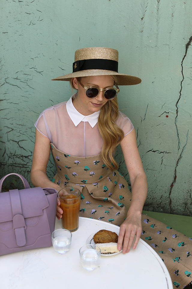 Atlantic Pacific // What to wear to a summer wedding