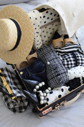 Memorial day travel outfit ideas